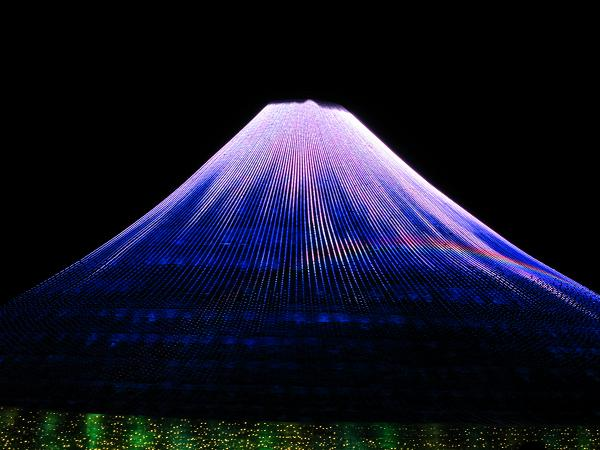 富士山、虹.JPG